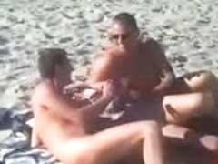 Nude Beach -  swingers beach