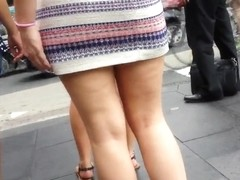 Bare Candid Legs - BCL#074