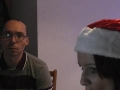 Tia's Christmas Webcam Show