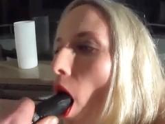 German blonde and sweet anal sex