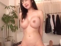 Amazing Japanese model Yuuri Himeno in Best Big Tits, POV JAV video