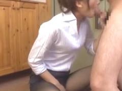 Incredible Japanese slut Yui Oba in Amazing JAV scene