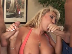 Hottest pornstar in amazing mature, squirting adult clip