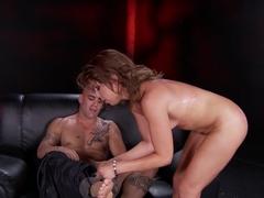 Exotic pornstar Mia Gold in Crazy Small Tits, Redhead porn video