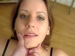 Private home movies with blonde pussy pounding