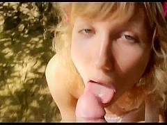 Blond Tn OutDoor BJ