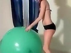 Jill: Big Green Balloon