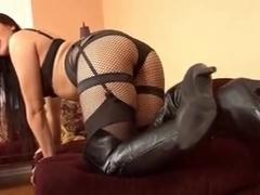 pov mistress fetish