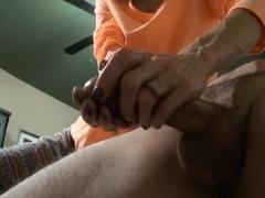 Juicy handjobs