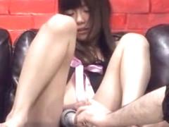 Horny Japanese girl Miho Imamura in Exotic JAV clip