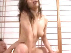 Horny Japanese slut Mio Kuraki in Amazing JAV movie