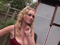 Best pornstar Paige Ashley in horny european, big tits sex clip