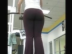 Amateur Gym Academia Suplex Spy Butts 40