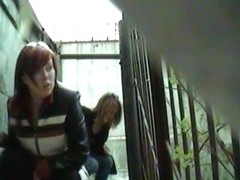 Girls Pissing voyeur video 282