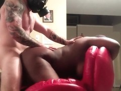 Spanking and rough sex