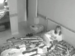 Free spy cam porn with amateur masturbating at home