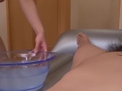 Crazy Japanese chick Marin Koyanagi in Amazing JAV uncensored Big Tits movie