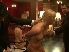 Behavior Unbecoming a Lady