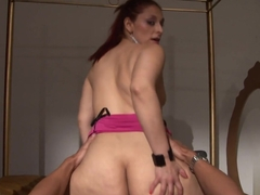 Exotic pornstar John Anthony in Best Big Ass, Redhead sex video