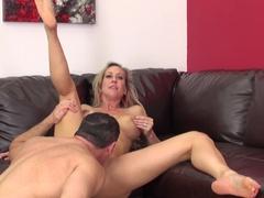 Best pornstar Brandi Love in Hottest Blonde, Fake Tits sex clip