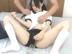 Exotic Japanese model Hikaru Yuki, Momo Minato, Nanaka Kyono in Incredible Blowjob/Fera, Handjobs .