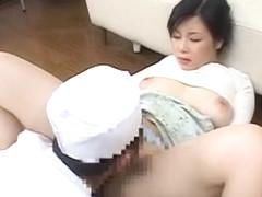 Amazing Japanese model Shiho Tsubokura, Ruri Shiratori in Incredible Big Tits JAV clip