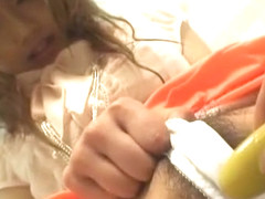 Exotic Japanese girl Kurara Tachibana in Fabulous Dildos/Toys JAV movie