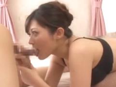 Fabulous Japanese girl Risa Shimizu, Haruki Sato, Yuka Hashimoto in Best Blowjob/Fera, Handjobs JA.