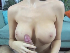 Exotic pornstars Diana Prince, Johnny Fender in Best Stockings, Swallow porn scene