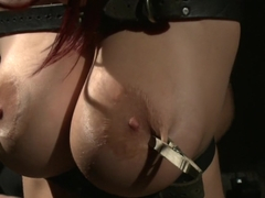 Kelly Divine: Stretched, Fucked, Flogged, and Squirting Everywhere, Rosebud Exposed!!