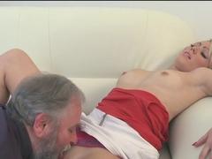 Crazy pornstar in Amazing Small Tits, College adult clip