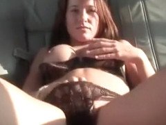 Cute Blonde Teen Fingering Her Tight Cunt