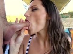 Sensual Jane in Sensual Janes Giant Breasts!