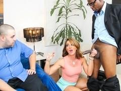 Savannah Fox, Sean Michaels in Mom's Cuckold #17,  Scene #01