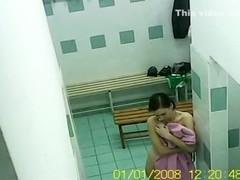 Voyeur captures students naked in the girl's lockerroom