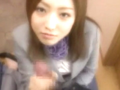 Best Japanese whore Ai Haneda in Crazy Blowjob/Fera, Femdom JAV video