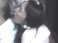 Horny Japanese model Mai Ebihara, Yumi Kazama, Reona Kanzaki in Exotic Oldie, Skinny JAV movie