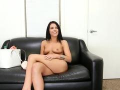 Brunette Adriana Chechik adores suck dicks
