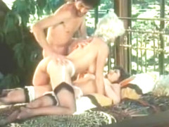 Crazy clip retro scene with Mike Eyke and Bill Margold