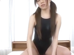 Amazing Japanese whore Miu Fujisawa in Crazy Lingerie, Cunnilingus JAV video