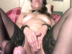 Incredible Amateur record with fetish scenes