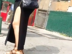 Thick Latina Legs