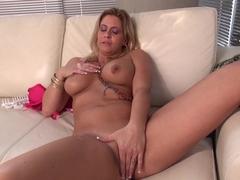Hottest pornstar Phyllisha Anne in Fabulous MILF, Masturbation adult movie