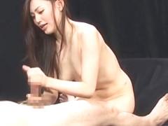 Crazy Japanese slut Yui Matsuno in Amazing Handjobs JAV scene