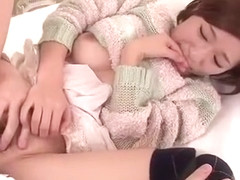 Amazing Japanese model in Hottest JAV video