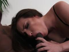 Best pornstar Casey Calvert in amazing facial, lingerie sex video