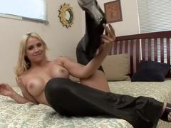 Incredible pornstar Morgan Lee in hottest creampie, hardcore xxx scene
