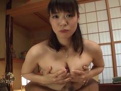 Incredible pornstar Nao Mizuki in Amazing Cumshots, College xxx clip