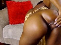Exotic pornstar Taylor Kush in Amazing Solo Girl, Black and Ebony adult scene