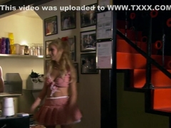 Exotic pornstar Ginger Lea in incredible brazilian, lingerie xxx video